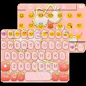 Pink Bikini Emoji Keyboard icon