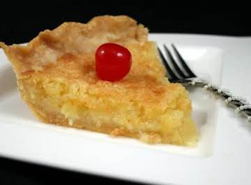 Pineapple Pie (Johnny Cash's Mother's Recipe)