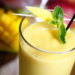 Soy Milk Fruit Juice Recipes.