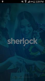 Sherlock Mobile - náhled