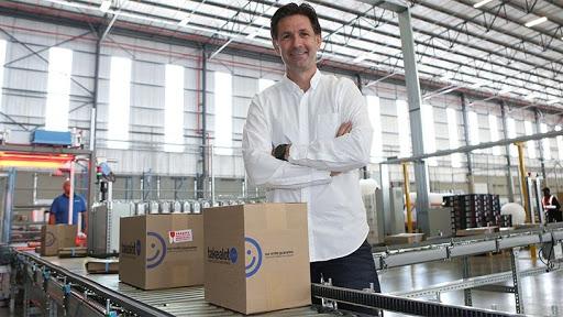 Takealot CEO Kim Reid.