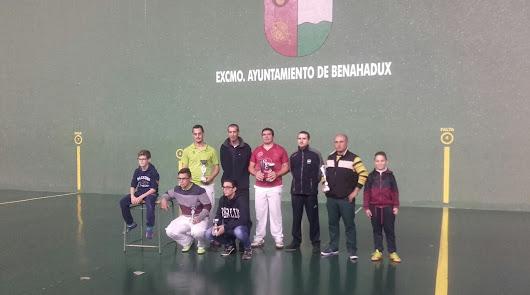 Club Pelota Gádor, campeón andaluz