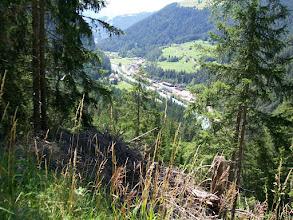 Photo: 12e Dag, maandag 27 juli 2009 Vertrek: Imst -Nauders Aankomst: 17.30 uur Dag afstand: 79,4 km,.Totaal gereden: 1059 km Op naar de Nobertshohe en de Reschenpass.