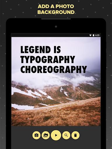 Legend - Animate Text in Video  screenshots 16