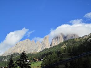 Photo: The Dolomites near Col Rodella