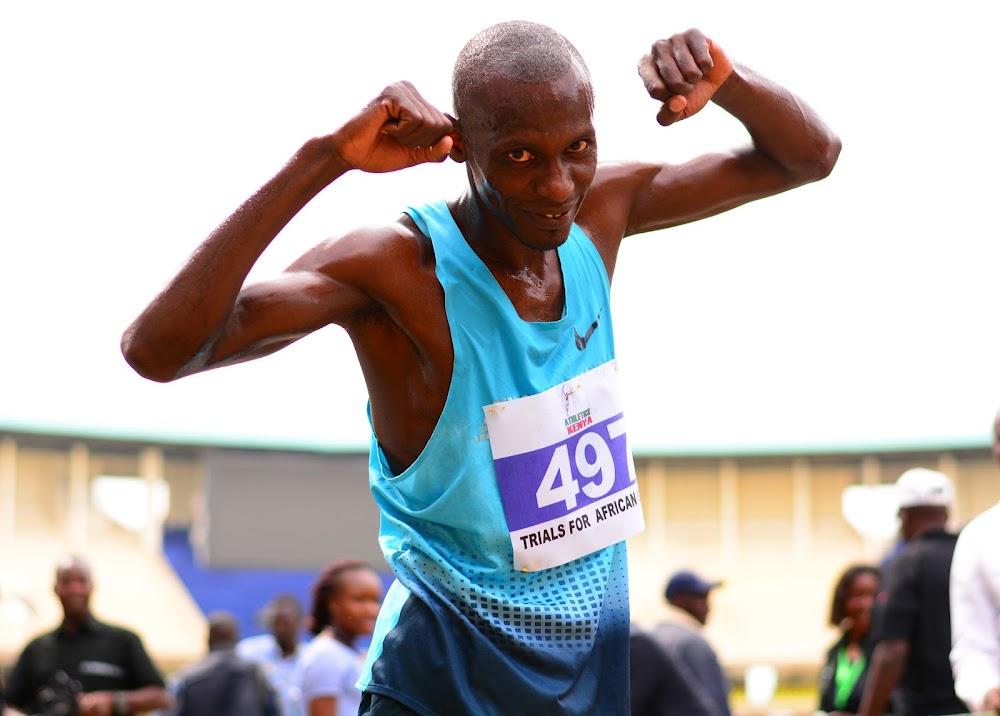 I still want an Olympic medal, says Ndiku