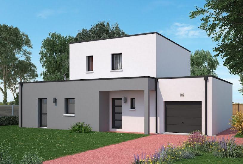Vente Terrain + Maison - Terrain : 439m² - Maison : 135m² à Poitiers (86000)