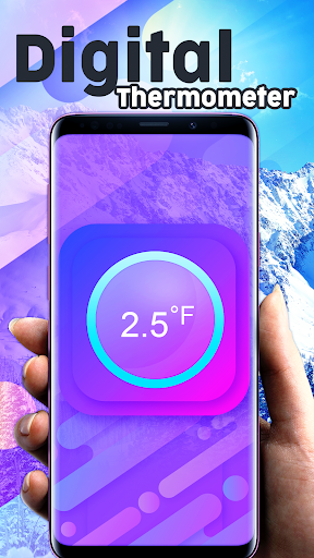 Thermometer for ambient temperature Apk apps 1