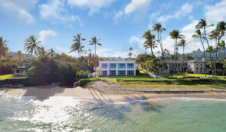 Maison avec piscine et terrasse Honolulu