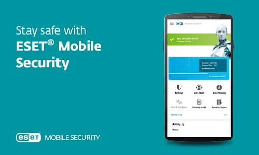 ESET Mobile Security & Antivirus PREMIUM v5.2.68.0 + Keys 9