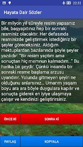 Hayata Dair Sözler screenshot 3