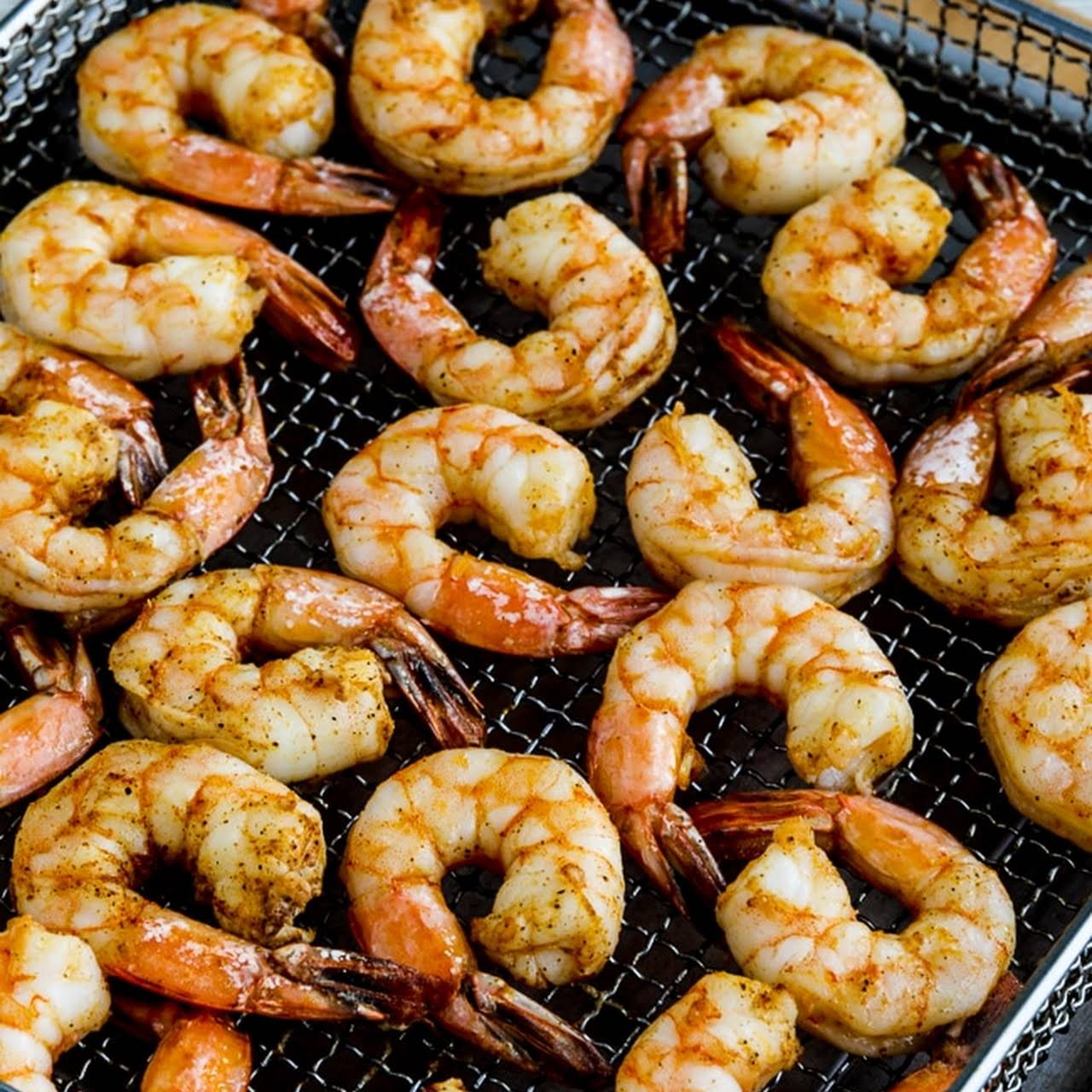 expose Fryer Shrimp