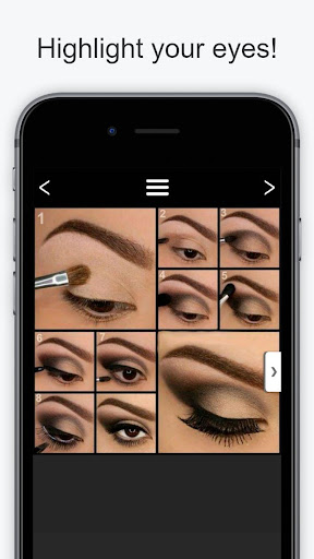 Eyes makeup 2017 ( New) Screenshot