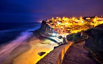 """Photo: """"The Secret Villages""""  """"These secret places, where oxygen still exists, and beauty is still contemplated...""""  José Ramos ©  Azenhas do Mar - Portugal  Sony a77 Sigma 10-20mm ISO 200mm f/8 30 seconds long exposure"""