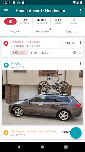 Motomoshi - Vehicle Fuel & Expense Tracking 0.31.0-20190227123254 screenshots 2
