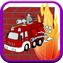 Fire Truck Games For Kids! icon