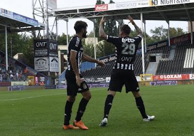 Le point sur le stage et les transferts du Sporting Charleroi