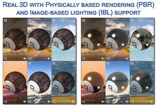 Magic 8 Ball 3D - Free, No Ads 1.0.615 screenshots 8