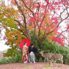 結婚式の写真家Kazuki Ikeda (kikiphotoworks)。09.12.2018の写真