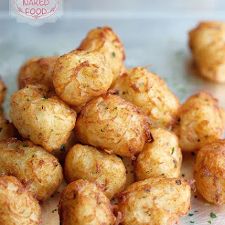 Homemade Tater Tots.