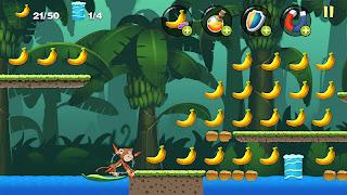 Unduh Banana Monkey Gratis