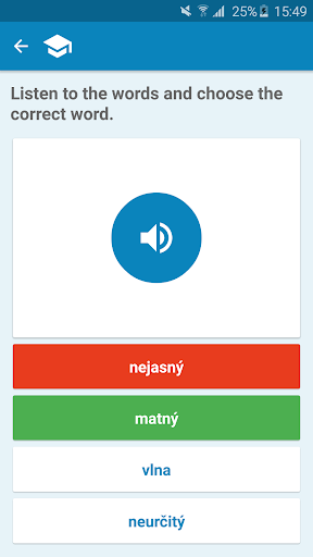 Czech-French Dictionary 2.0.1 screenshots 6