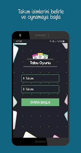 Tabu 1.8 screenshots 2