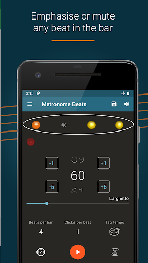 Metronome Beats screenshot 4