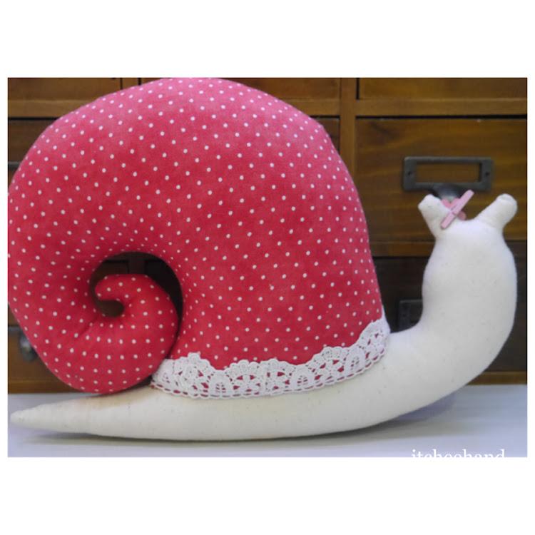 Handmade Cutie Snail