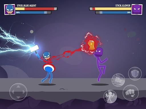 Mask of Stick: Superhero 1.0.4 screenshots 6