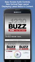 Screenshot of The Buzz 1230 AM - Cincinnati