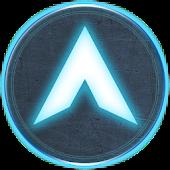 Arc Tron Launcher Theme 2018 + Icon Pack