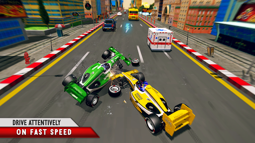 Car Racing Madness: New Car Games for Kids  screenshots 6