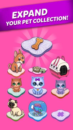Merge Cute Animals: Cat & Dog 1.0.94 screenshots 6