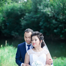 Wedding photographer Esbol Kalamkhanov (eskokalamhanov). Photo of 01.08.2017