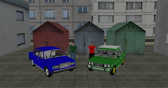 Russian Mafia City Screenshot