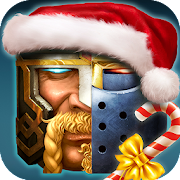 Clash of Kings : Wonder Falls MOD + APK