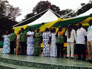 Kuapa Kokoo National Executive Committee