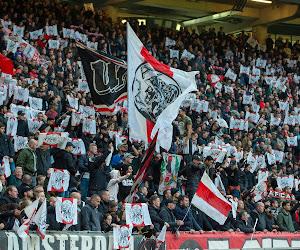 """Ajax-voorzitter over kampioenschapswedstrijd: """"Teleurstellend dat het zo moet gaan"""""""
