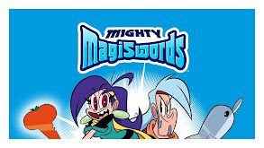 Mighty Magiswords Digital thumbnail
