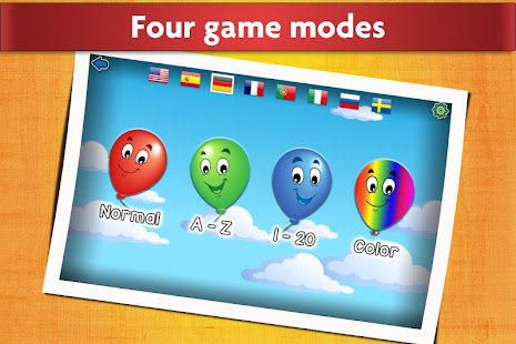 Kids Balloon Pop Game Free 🎈 Apps On Google Play