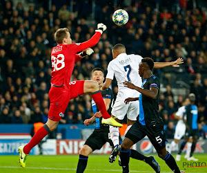 Le Club de Bruges s'incline au PSG mais peut nourrir des regrets