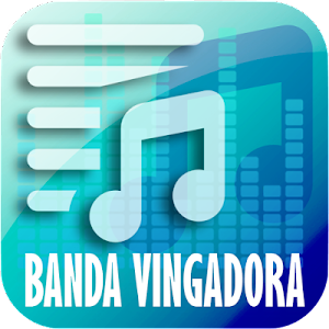 Banda VINGADORA Música Letras screenshot 1