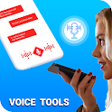 Voice Tools:Voice SMS-Voice Search-Voice call dial icon
