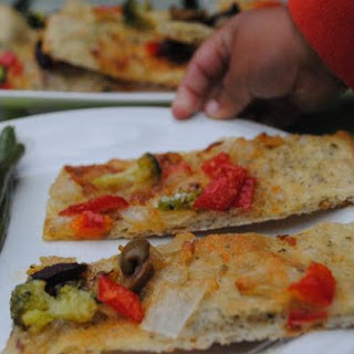 Vegetable Flatbread