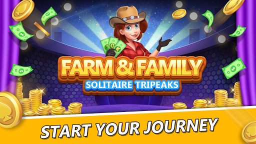 Solitaire Tripeaks: Farm and Family 0.3.0 screenshots 8