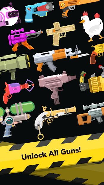 Gun Idle Android App Screenshot