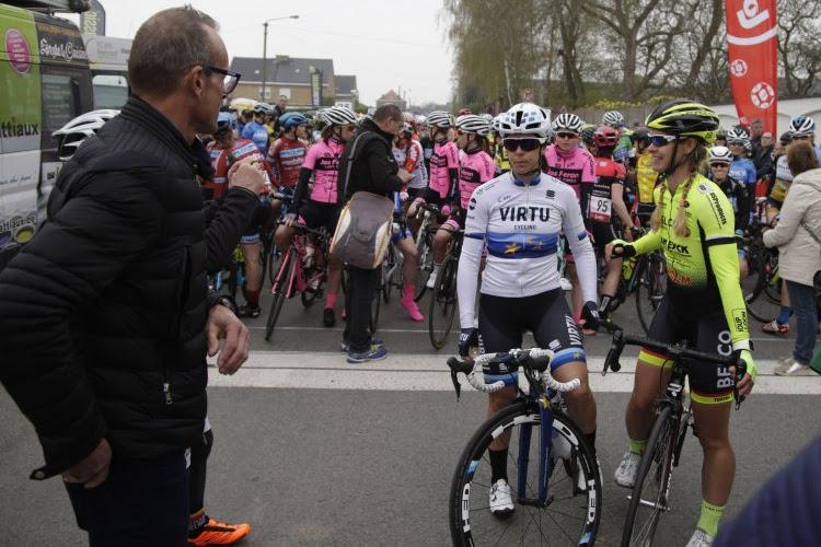 Titelverdedigster Ronde van Vlaanderen gaat dit jaar niet van start