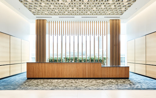 Inside Private Financial Services Firm's London Office