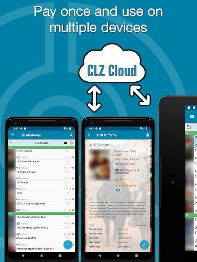 CLZ Movies - Movie Database 4.14.3 screenshots 13